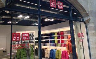 Avant l'ouverture de sa boutique rue du Noyer, le 14 novembre, la marque Uniqlo propose de découvrir ses produits dans un magasin éphémère à l'Aubette à partir du 10 octobre.