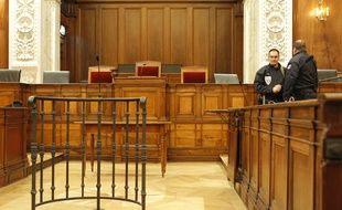 Illustration palais de justice. CYRIL VILLEMAIN/20 MINUTES