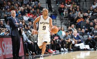 Tony Parker, encore et toujours chez les Spurs