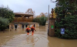 Il s'agit de la sixième victime de ces inondations.