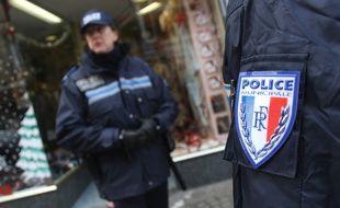 Des agents de police municipale (illustration).