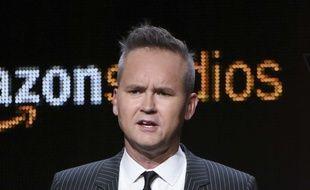 Le chef d'Amazon Studios Roy Price a été suspendu après des accusations d'harcèlement sexuel par une productrice, le 13 octobre 2017.