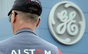 General Electric discute avec des investisseurs français pour leur céder une participation dans les activités éoliennes et d'hydroélectricité d'Alstom