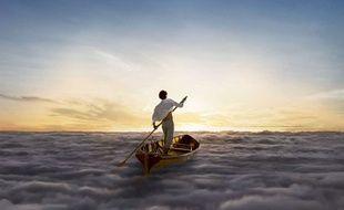 Pochette du nouvel album de Pink Floyd, The Endless River