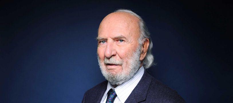 Jean-Pierre Marielle en 2011.