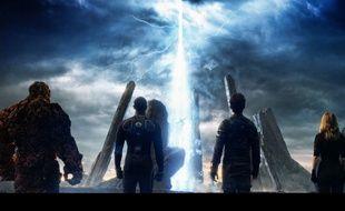 Capture de la bande-annonce du reboot du film «Les Quatre Fantastiques».