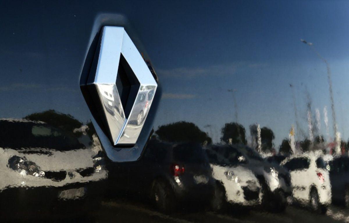 Renault: 20,2% d'unités supplémentaires mises sur les routes par rapport à juin 2015 – LOIC VENANCE AFP