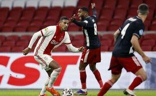 Sébastien Haller ne pourra pas affronter le Losc en Ligue Europa.