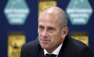 Guy Forget.