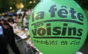 La ville de Strasbourg distribue des kits pour la fête des voisins (Illustration)