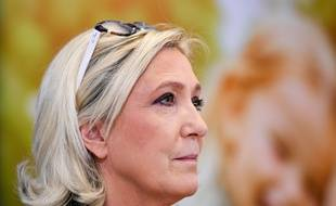 La présidente du Rassemblement national Marine Le Pen.