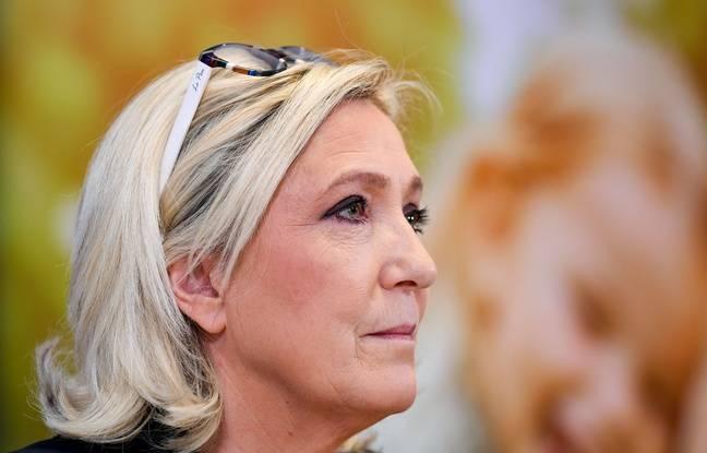 VIDEO. RN: «Si personne n'émerge» pour la présidentielle, «moi je suis là», déclare Marine Le Pen