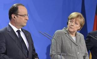 """""""La relation franco-allemande est essentielle"""" pour le gouvernement allemand, a affirmé lundi, un porte parole d'Angela Merkel, interrogé sur des critiques du parti socialiste français contre la chancelière allemande."""