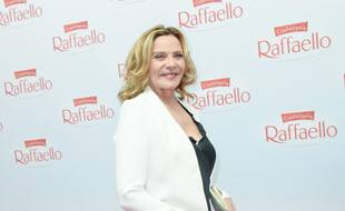 L'actrice Kim Cattrall