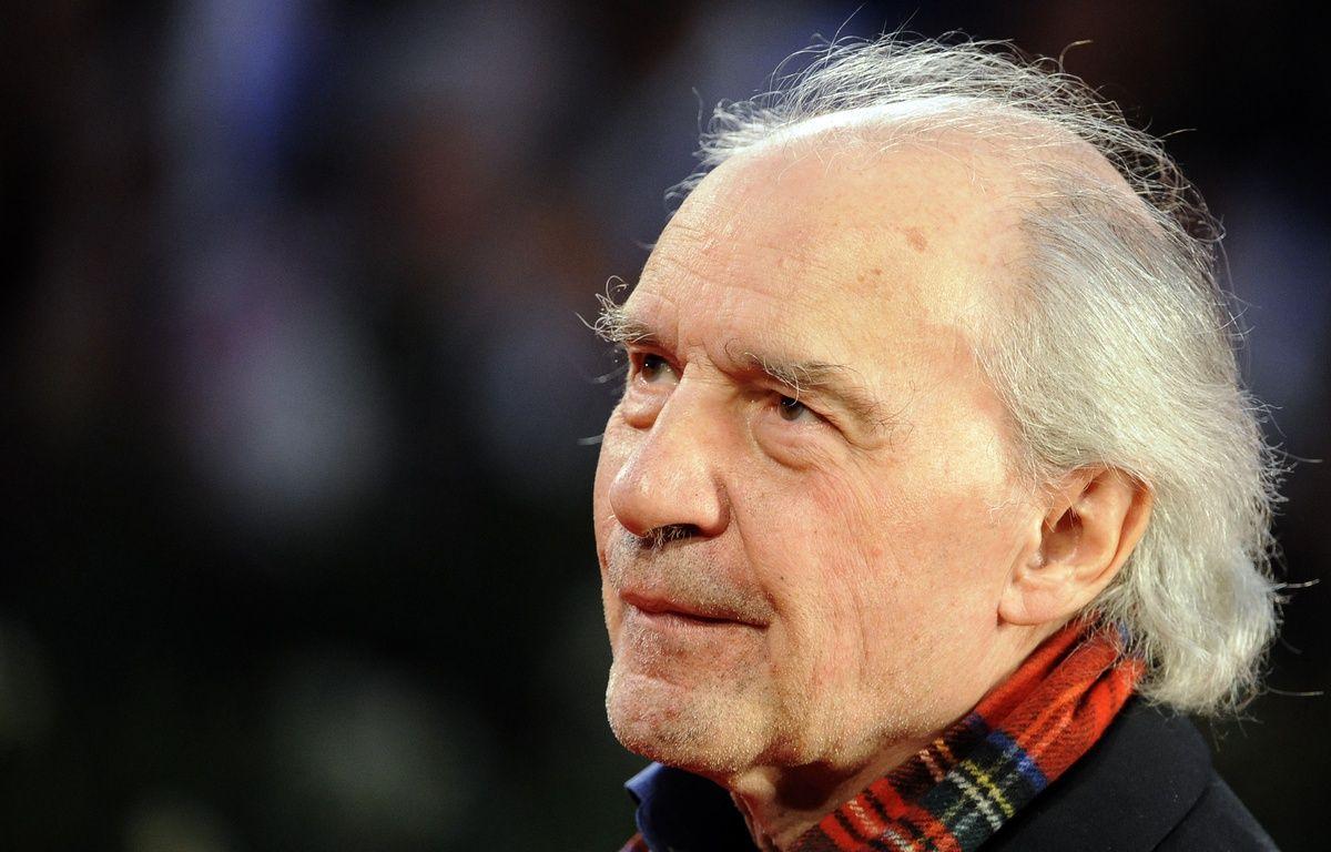 Le réalisateur Jacques Rivette en 2009. – DAMIEN MEYER / AFP
