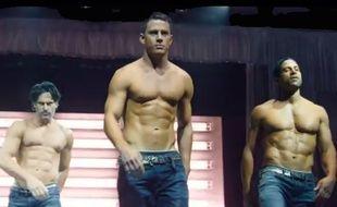 Channing Tatum dans le 1er trailer de Magic Mike XXL