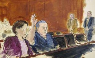 Cesar Sayoc a plaidé coupable.