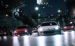Le jeu Need for Speed, sorti en 2015.