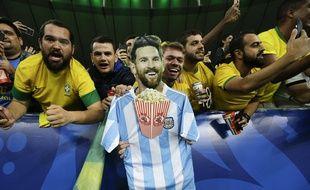 Les trolls brésiliens sont de sortie.