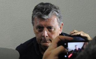 Ray Whelan, le 7 juillet 2014, au poste de police de Rio de Janeiro.