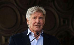 L'acteur américain Harrison Ford à Los Angeles en 2018.