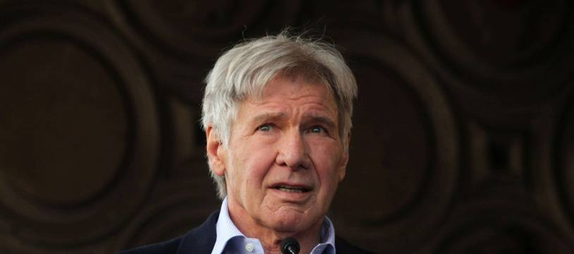 L'acteur américain Harrison Ford à Los Angeles en 2018.
