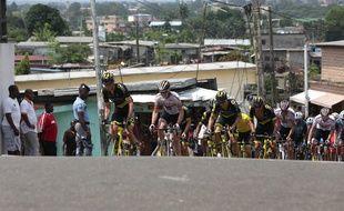 La Tropicale Amissa Bongo, au Gabon, a passionné les amateurs de vélo cette année.