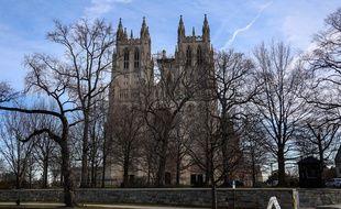 La cathédrale de Washington.
