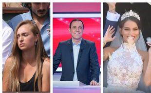 Emma Smet, Thierry Beccaro et Manon Marsault sont dans les «Immanquables télé».
