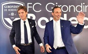 Frédéric Longuépée (King Street) et Joe DaGrosa (GACP) symbolisent les tensions entre les deux fonds d'investissement américains.