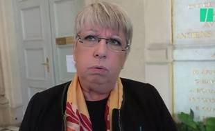 La députée LREM Claire O'Petit.