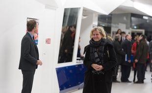 Affaire Fillon: Nadine Morano «ne réagit pas» aux propos rapportés par «Le Canard enchaîné». (Illustration)