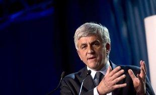"""Hervé Morin s'est dit prêt samedi à """"s'engager à fond"""" dans la création d'une fédération avec les autres formations de centre-droit et à s'atteler à la construction d'un """"nouveau partenariat"""" avec l'UMP."""