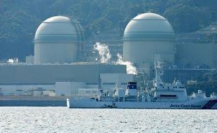 Les réacteurs numéro 3 et 4 de Kansai Electric Power, au Japon, le 26 février 2016