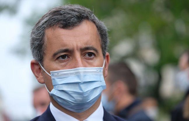 Attaque à l'arme blanche à Paris: Darmanin a demandé de renforcer la sécurité autour de certains lieux symboliques