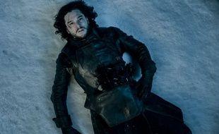 Jon Snow, à la fin de la saison 5 de «GOT»