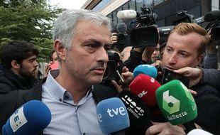 José Mourinho s'est exprimé devant les journalistes, vendredi