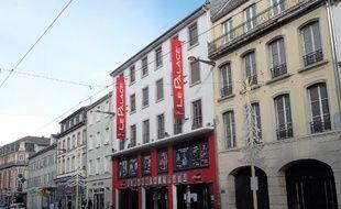 Cinéma Le Palace à Mulhouse.