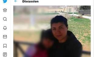 Emine Bulut, 38 ans, a été tuée dimanche par son ex-mari qui l'a poignardée au cou après une dispute.