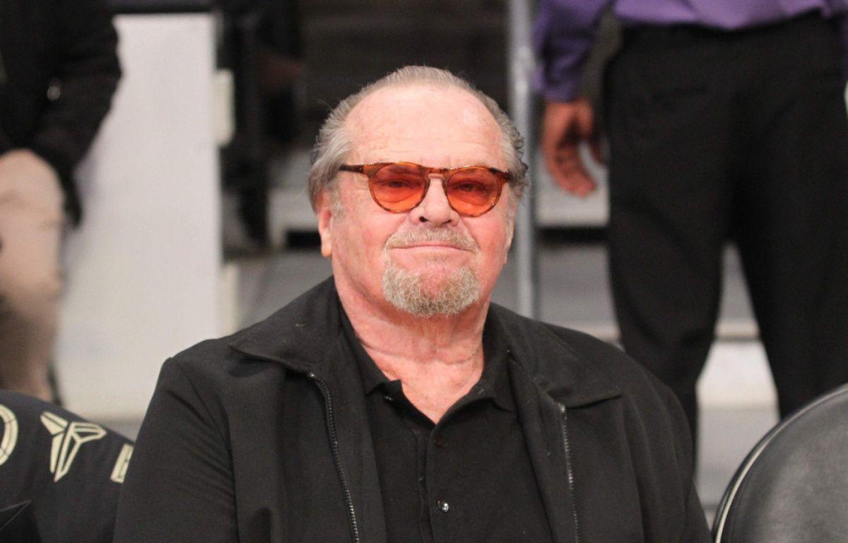 L'acteur Jack Nicholson à un match des Lakers – WENN