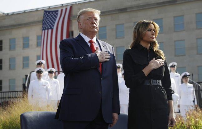 11-Septembre: Trump promet de frapper les talibans «plus fort» que jamais