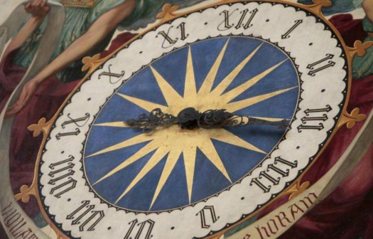 Les pays de l'Union européenne avanceront leurs horloges d'une heure dans la nuit de samedi à dimanche pour passer à l'heure d'été. – Kenzo Tribouillard afp.com
