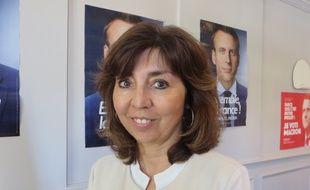 Corinne Vignon, députée LREM de la 3e circonscription de Haute-Garonne, maire de Flourens.