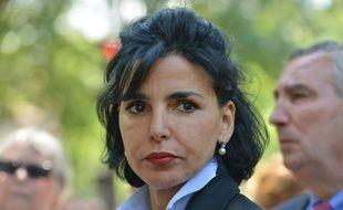 Rachida Dati en juin 2014.