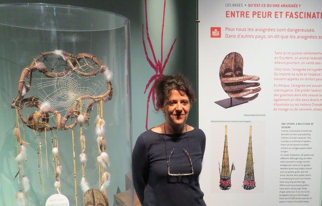 Marie Dartige, pilote de l'exposition