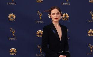 L'actrice Evan Rachel Wood