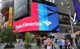 Bank of America a trouvé un accord amiable avec l'État de New York, qui l'accusait d'avoir conservé des pratiques abusives lors de la saisie de biens immobiliers en dépit d'engagements pris l'an dernier.