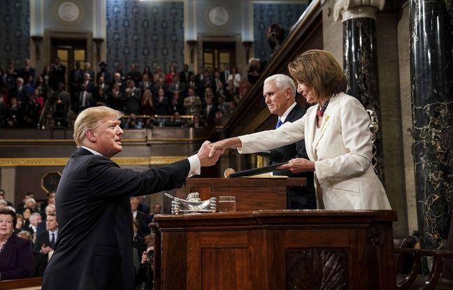 Nancy Pelosi défavorable à une destitution de Donald Trump