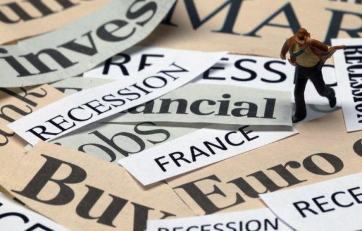 La Banque de France (BdF) s'attend à un recul de O,1% du produit intérieur brut (PIB) français au troisième trimestre 2012 qui signifierait l'entrée du pays en récession, selon une première estimation publiée mercredi dans son enquête mensuelle de conjoncture . – Joel Saget AFP