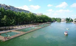 Paris Plages On Pourra Enfin Se Baigner A Paris Cet Ete Grace Aux